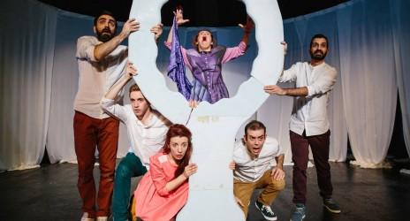 Παρακολούθηση θεατρικής παράστασης 'Τα Σαράντα Κλειδιά'