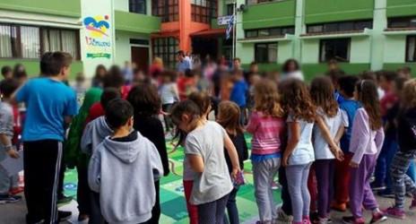 Επίσκεψη νηπίων στο 13ο Δημοτικό Σχολείο Κοζάνης