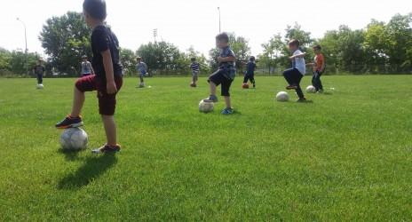 Καμπάνια Αθλητισμού και Υγείας! Small athletes Big goals!