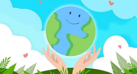 Σήμερα γιορτάζουμε τη Γη μας🌍