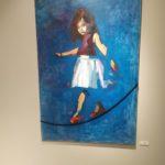 Επίσκεψη στην έκθεση ζωγραφικής με τίτλο Ρωγμές