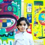 Ο «μικρός Πικάσο» ή καλύτερα ο «προσχολικός Τζάκσον Πόλοκ»