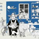 Η Ξένια Καλογεροπούλου αφηγείται το παραμύθι «Το σπίτι με τις γάτες» – Ακούστε την